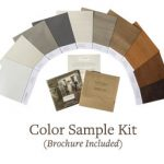 Free sample kit of EasyClosets product