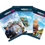 Free Rayburn Tours brochures