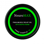 Free Sample Of NeuroMax Pain And Muscle Relief Gel