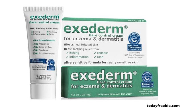 free samples of exederm skin care free stuff freebies free